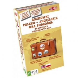 Traveller's Dictionary Game POL-ENG